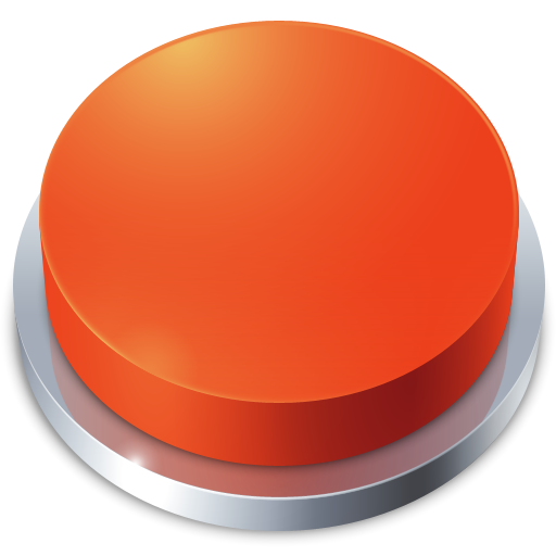 perspective, no, stop, button, red, cancel icon