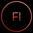 application, flash, adobe, app, cs icon