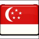 singapore,flag icon