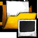 photo, folder icon