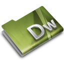 cs, adobe, overlay, dreamweaver icon