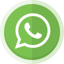 social media, whatsapp, app, whatsapp logo, messenger icon