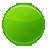 circle,green,ball icon