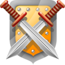 shield,and,sword icon