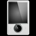 Front, Microsoft, Zune icon