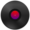 record, vinil, vinyl, lp, music icon