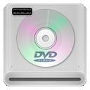 dvd, drive icon