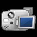 video, camera icon