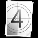 video,file,paper icon