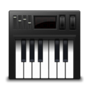audio,midi icon