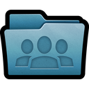 team, mac, folder, documents, group, users icon