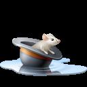 pool hat icon