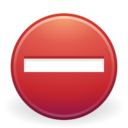 dialog error icon