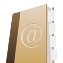 address, reading, read, book icon