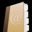 address, reading, read, book icon