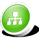 texto, Map, Site, Webdev icon