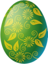 egg, green, easter icon