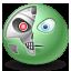 Emot, Terminator icon