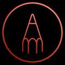 autodesk, sketchbook, draw, pencil, design, app, sketchbook pro icon