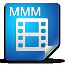 Filetype, , Mmm icon