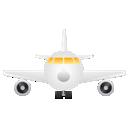travel, aeroplane, airplane, fly icon
