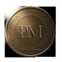 money, perfectmoney, perfect, coin, bronze icon