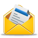 message, already, read, envelope, send, email icon