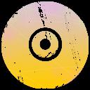 hd, rw, dvd, disc icon