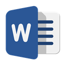 form, Word icon