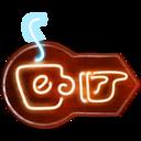 retro,sign icon