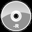 r, cd icon