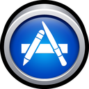 app store, store, mac, app, download icon