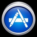 app store, store, mac, app, download icon