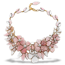 Chanel, Necklace icon