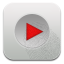 Paly, Youtube icon