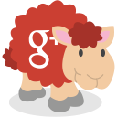 sheep, gplus, google plus, social network icon