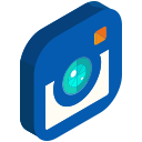 images, internet, network, online, instagram, media, social icon