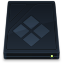 BootCamp Drive Onyx icon