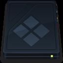 Onyx BootCamp Drive icon