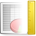 office, template, spreadsheet icon