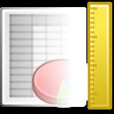office, template, spreadsheet icon