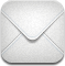 email, mail, newsletter, envelope icon