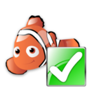 ok,fish,animal icon