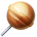 lollypop, planet, jupiter icon