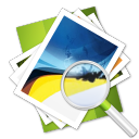 pic, seek, picture, find, photo, image, search icon