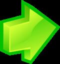 forward, arrow icon