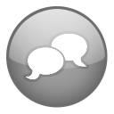 chat, speak, talk, comment icon