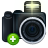 camera, add icon