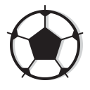 play, ball, football, sports, sport, soccer, game icon