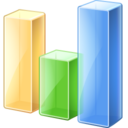 bar,chart,graph icon